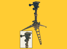 TACT-3 Qel Tactical Tripod
