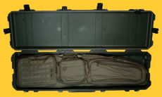 E2B Drag Bag & iM3300 Rifle Case Combo