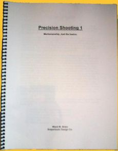 A Precision Shooting 1 The Book
